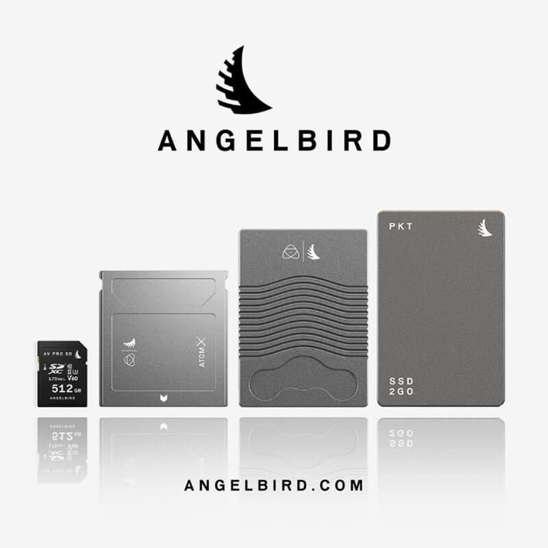 Angelbird製品の取扱を開始