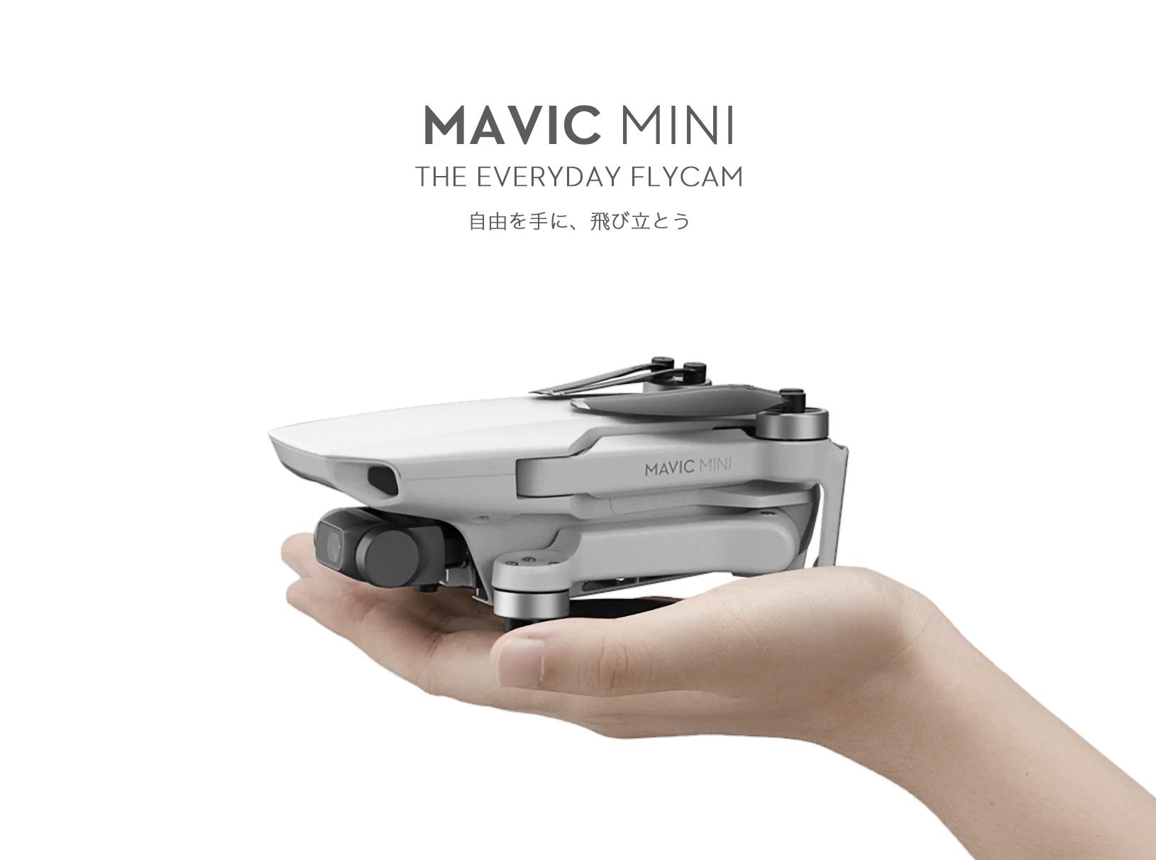 LANDSCAPE TOKYO オープン記念イベント Mavic Mini セミナー